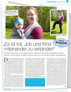 Artikel der KielerLeben - Mai 2014